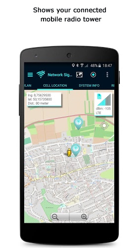 Network Signal Info Pro APK 3 65 02 - download free apk from