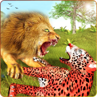 Lion Simulator Attack 3d Wild Lion Games APK