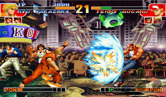 The King Of Fighters 97 Apk 1 0 Download Free Apk From Apksum