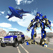 Police Robot Transformation APK