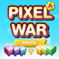 Pixel War : Photo APK