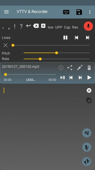 Voice to Text Text to Voice APK 10 2 - download free apk