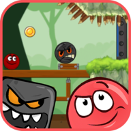 Red Pink Ball APK