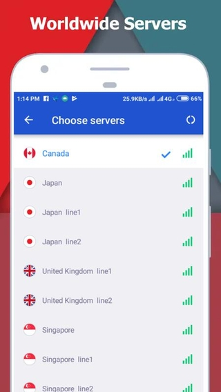 True VPN Network APK 1 1 0 - download free apk from APKSum