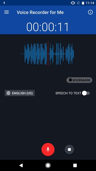 Voice Recorder for Me APK 1 4 - download free apk from APKSum