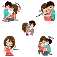 Funny Couple In Love APK