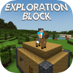 Exploration Block : Zombie Craft APK