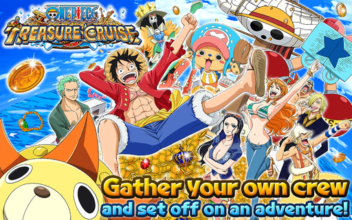 ONE PIECE TREASURE CRUISE 8.0.0 apk screenshot