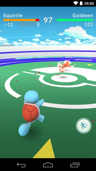 Pokémon GO 0.87.5 apk screenshot