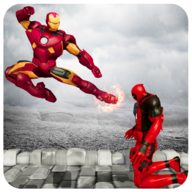 Superheroes Infinity war Freedom Fighter End Game APK