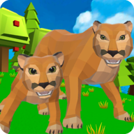 Cougar Simulator: Big Cat Family Game APK