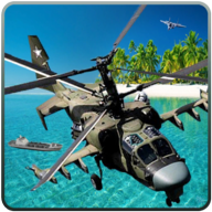 Helicopter Heavy Gunship Battle 3D APK