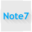 Note 7 icon pack APK