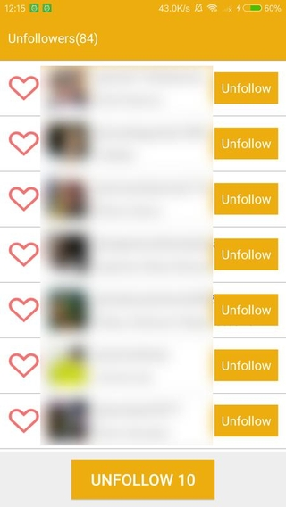 Unfollow Pro APK 1 3 0 - download free apk from APKSum