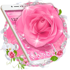 Pink Rose Launcher APK