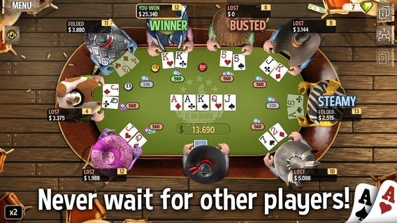 Governor Of Poker 2 Apk 3 0 18 Download Free Apk From Apksum