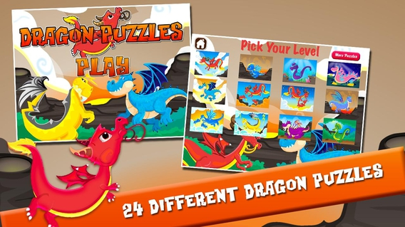 Dragon Puzzles APK 3 50 - download free apk from APKSum