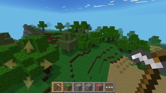 minecraft crafting and building download pc