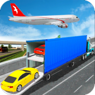 Airplane Car Transport Driver APK