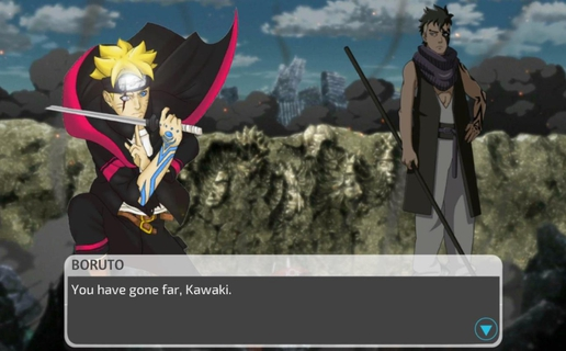 BORUTIMATE Shinobi Striker APK 1 2 - download free apk from APKSum