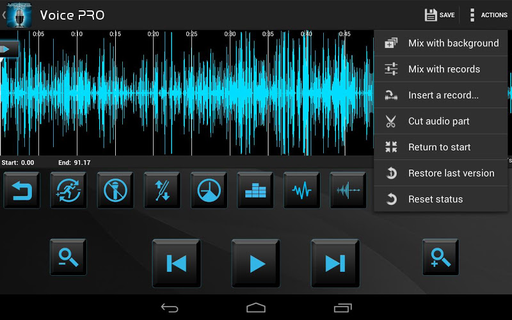 Voice PRO APK 4 0 29 - download free apk from APKSum
