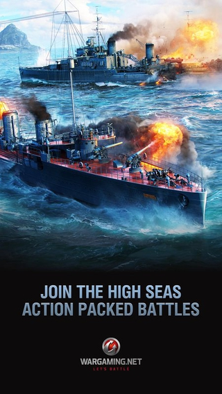 Warships Blitz 1.1.1 apk screenshot