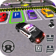 Police Car Parking City Highway APK