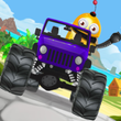 Monster Truck Hill Stunt 3D APK