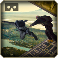 US Military Skydive Training VR APK
