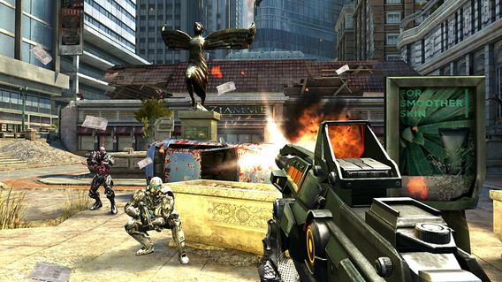 76mb)download n. O. V. A legacy mod apk for android youtube.