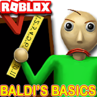 Roblox Baldi's Basics in Education & Learn images APK