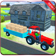 Real Tractor Driver Cargo 3D APK