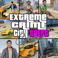 Extreme Crime City Chinatown Theft APK