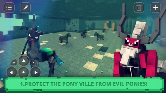 Pony Survival Craft APK 1 3 - download free apk from APKSum