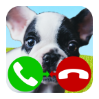 Fake Call Dog Game 2 APK