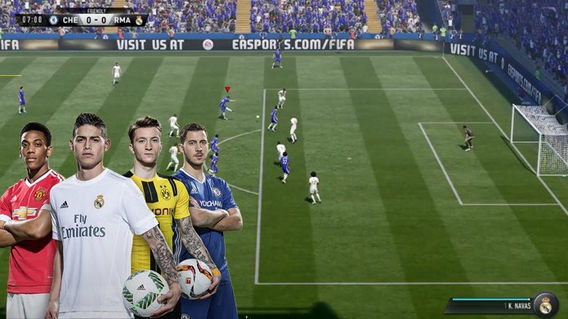 FIFA 18 1.1 apk screenshot