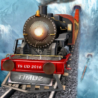 Train Simulator UpHill Drive APK