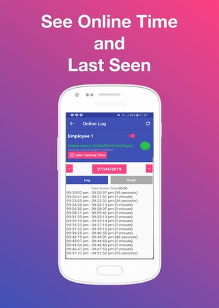 W Online Tracker and Notifier APK 1 5 1 - download free apk from APKSum