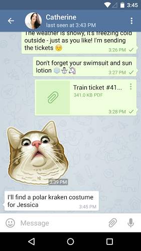 free download telegram latest apk