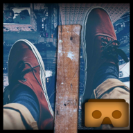 VR Plank Walking Height APK