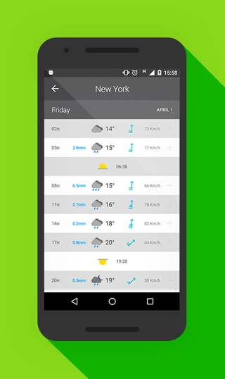 Weather 14 days APK a.6.2.2 - download free apk from APKSum