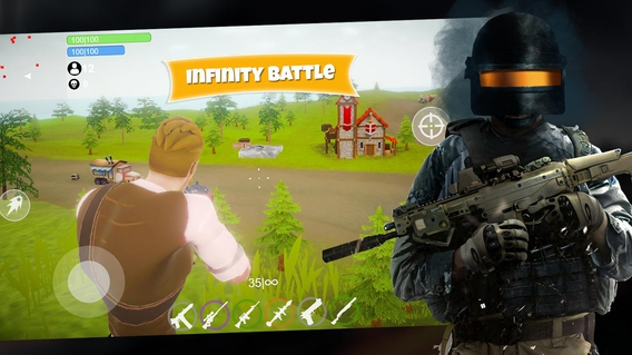 Fortskin battle royale APK 1 1 - download free apk from APKSum