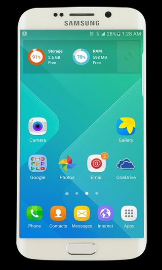 S8 Launcher APK 1 5 7 - download free apk from APKSum