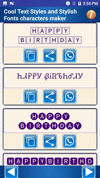 Cool Text Styles and Stylish Fonts characters maker APK 1 5