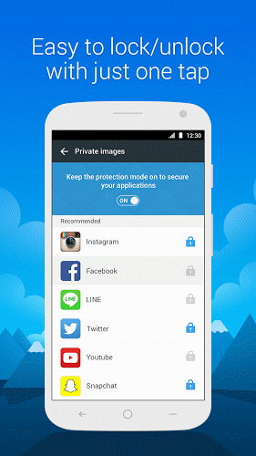 f12837ca1c7951 DU Privacy Vault APK 2.6 - download free apk from APKSum