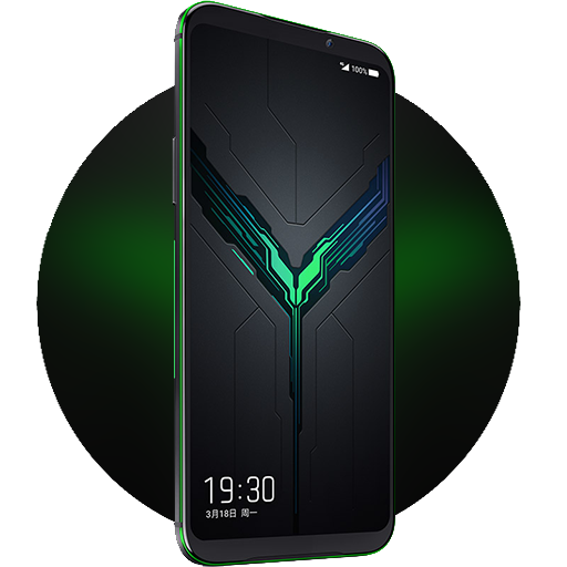 Theme for Xiaomi Black Shark 2 APK 1 5 - download free apk