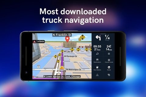 Sygic Truck APK 13 9 5 - download free apk from APKSum