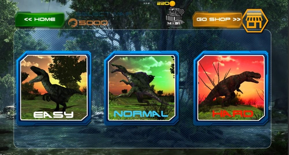 Jurassic Park 3D Dinosaur Hunter APK 2 0 - download free apk from APKSum