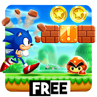 Speedy Sonic Adventure World APK