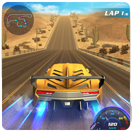 Drift car city traffic racer APK